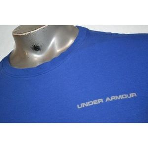 4601 Mens Under Armour Gym Shirt Workout Size